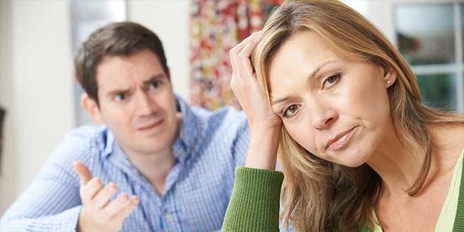 احتمال طلاق در ازدواج زن و مرد