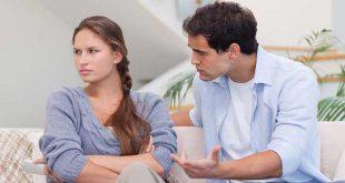 حل اختلاف با همسر