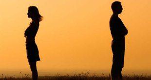 ترس بعد از طلاق