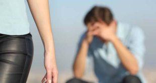 قطع رابطه زنان