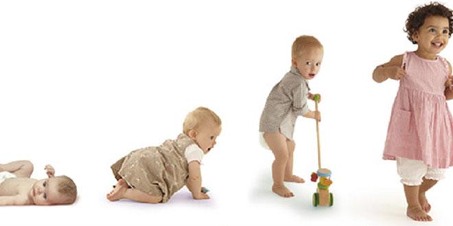 رشد کودک
