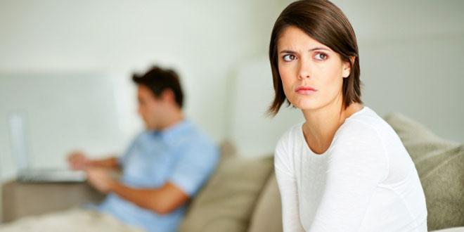 تنهایی بعد از ازدواج