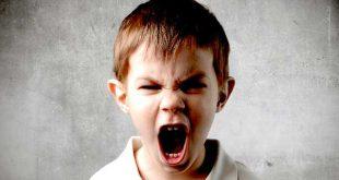 خشم کودکان
