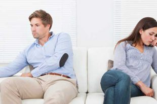 طلاق بگیرم یا