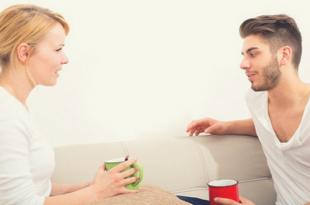 گفتگو با همسر